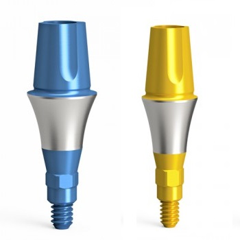 STANDARD abutments for cemented restorations