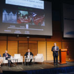 Prof. Juan Blanco-Carrión, MD, DDS, MSc, PhD, at the 2019 IMPLANTOLOGY CONFERENCE