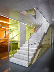 LASAK Ltd. interior - staircase